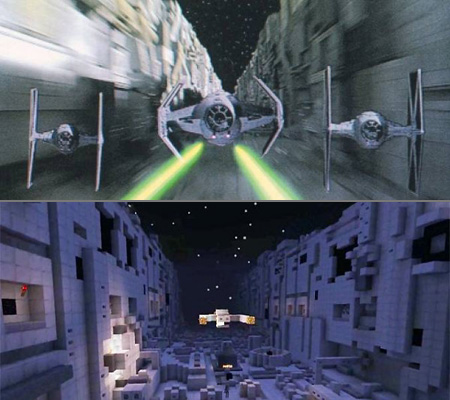 Star Wars Trench Run Scene Recreated In Minecraft besides 57c72f47362c17908e24f2ecb9e1f375 further Jeep Sahara in addition 636d140558bdb49d7256ca196be3070a as well Half Door Window Diagram. on 2011 jeep wrangler unlimited sport