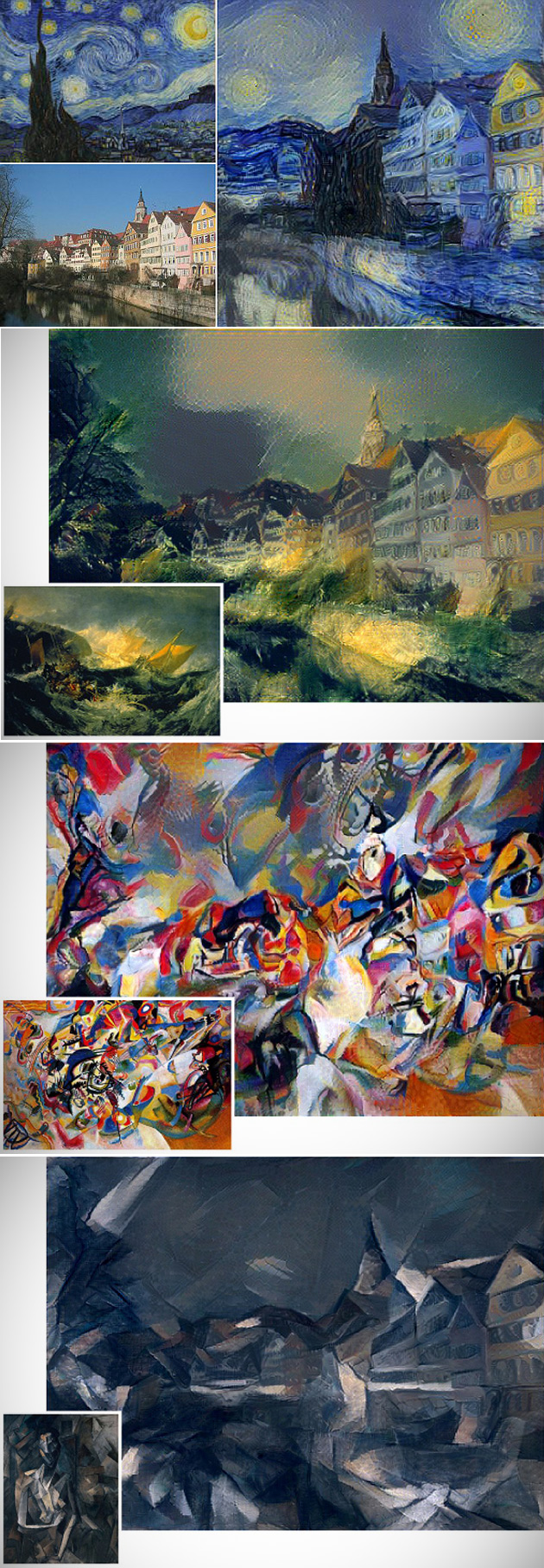 Deep Neural Network Painting