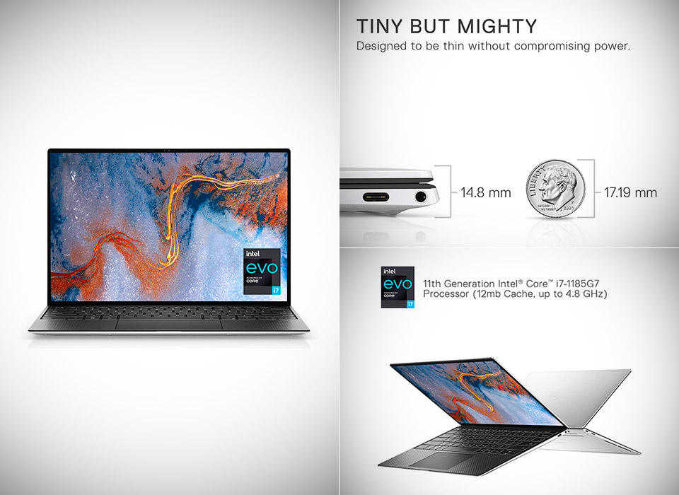 Dell XPS 13 2-in-1- Touch Laptop