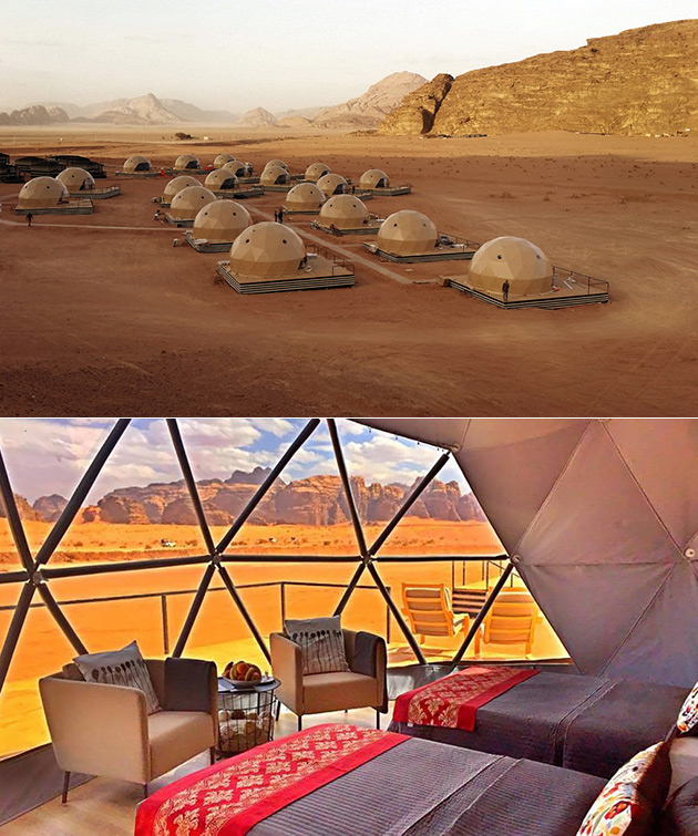 Desert Dome Camp