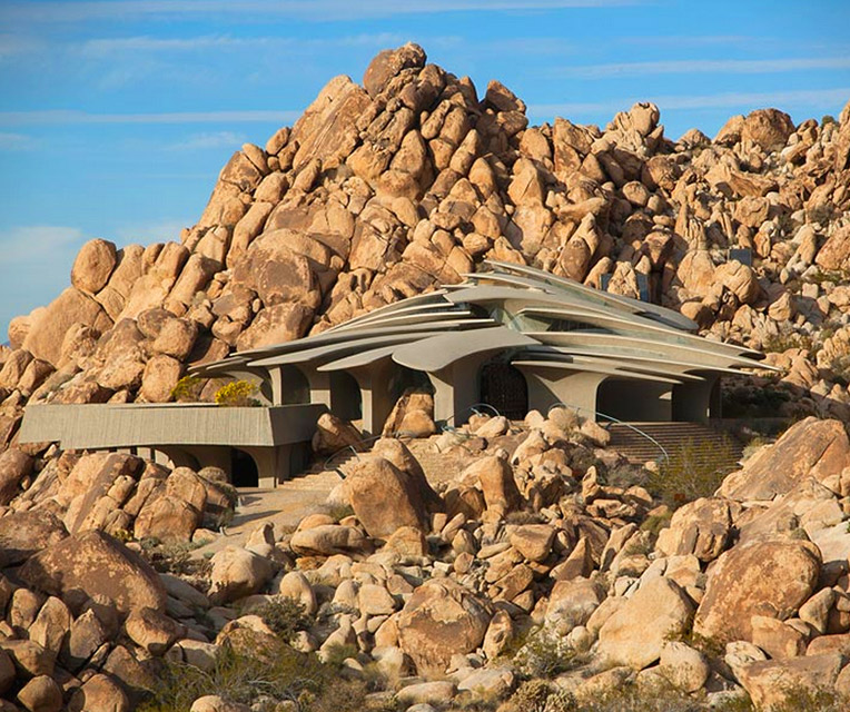 Desert House California