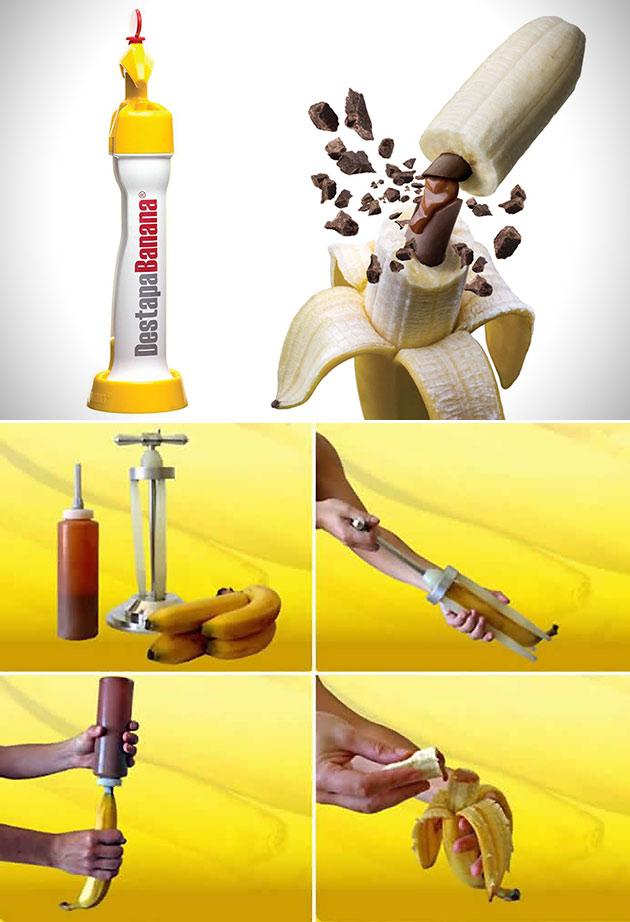 DestapaBanana Banana Injector