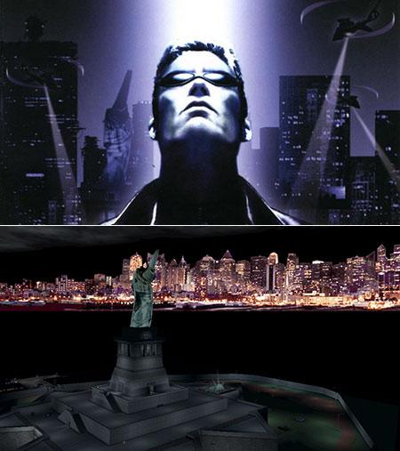 Deus Ex Twin Towers
