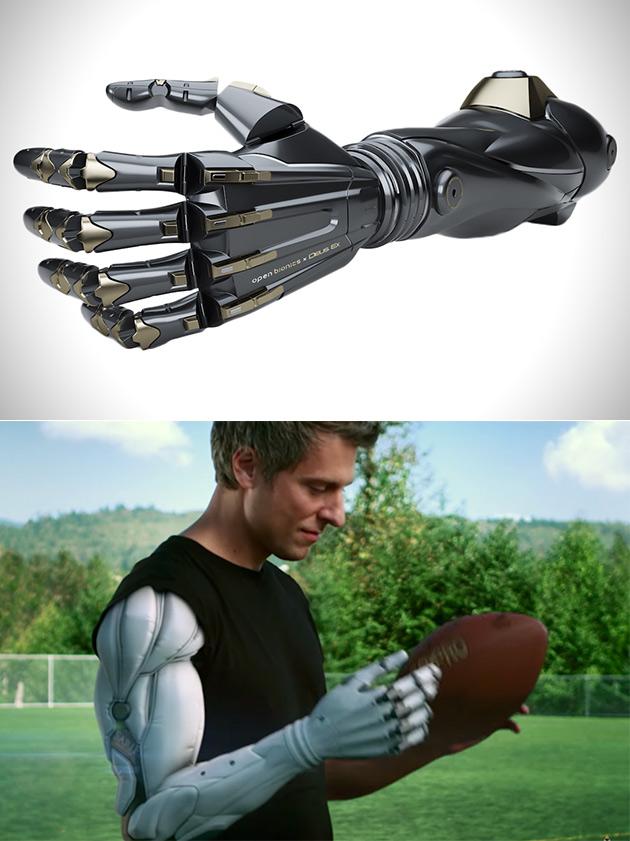 Deus X Bionic Arms