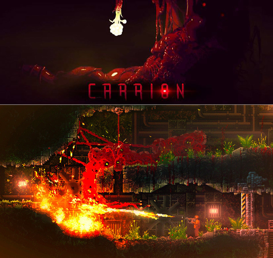 Devolver Digital Carrion