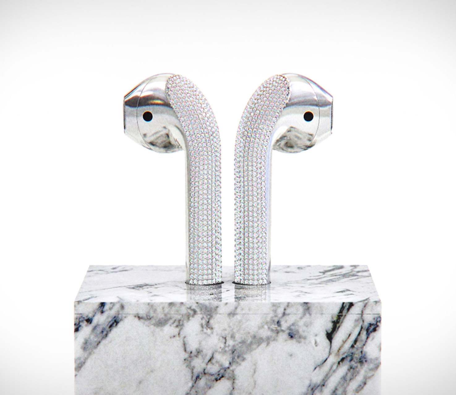 Diamond Apple AirPods