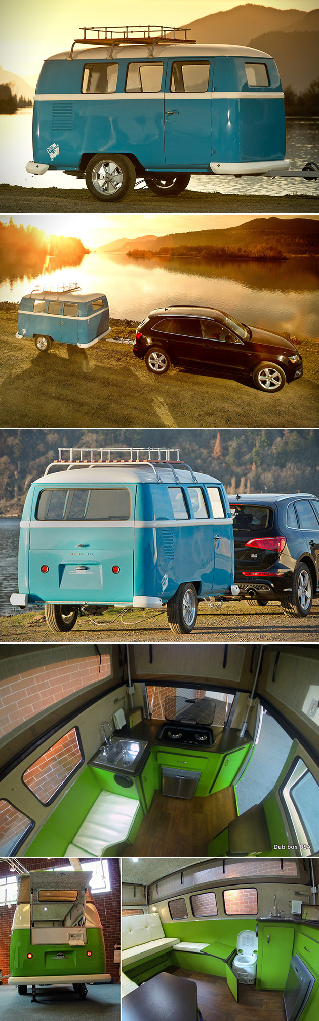 Dub Box VW Camper