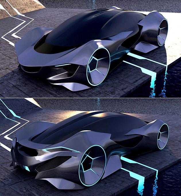 Dino EV Concept