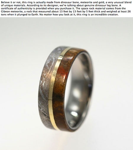 19 cool and creative wedding engagement rings that geeks would love - Creative Wedding Rings