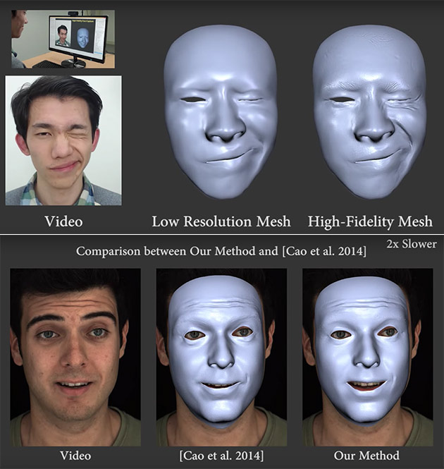 Disney Facial Recognition