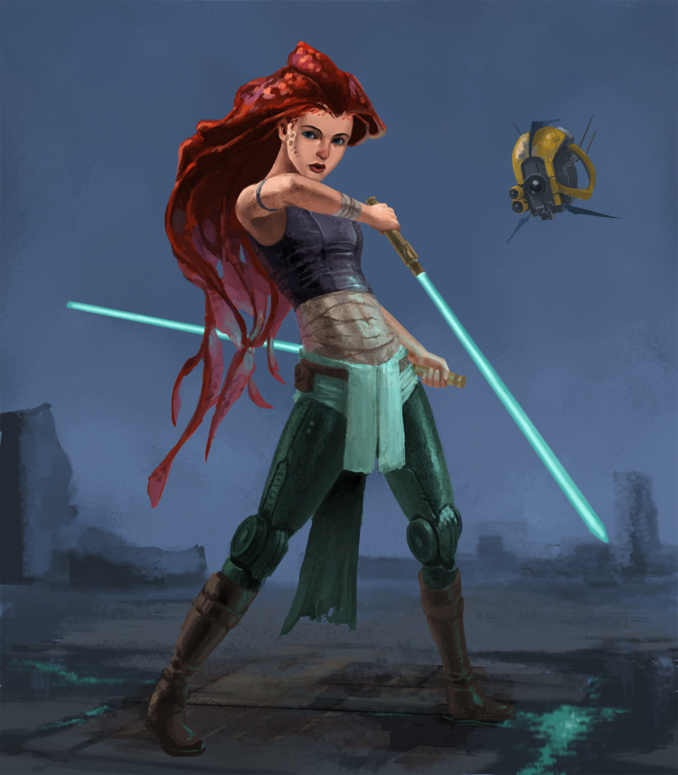 Disney Princess Star Wars