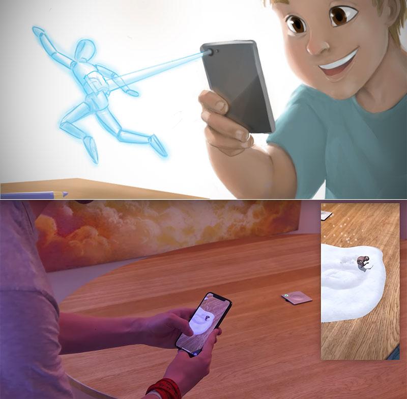 Disney PuppetPhone