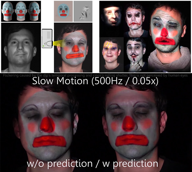Disney Research Projection