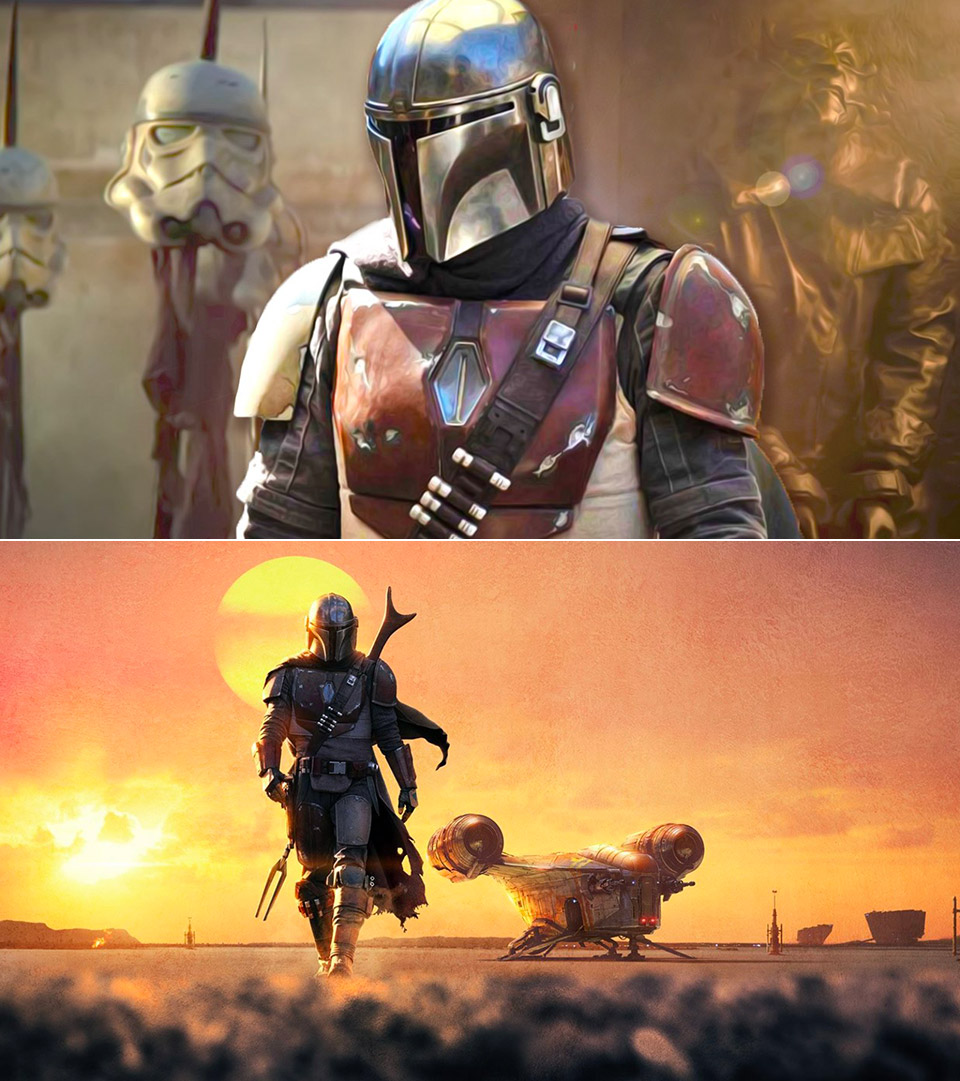 Disney The Mandalorian Trailer