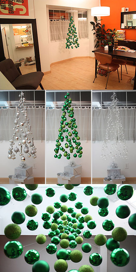 Christmas Tree Ideas Diy : Awesome diy christmas trees ideas teche