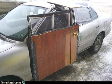 24 bizarre pictures of do it yourself projects gone terribly wrong 24 bizarre pictures of do it yourself projects gone terribly wrong solutioingenieria Images