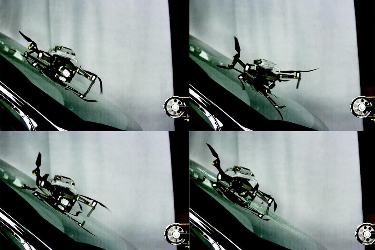 DJI Mavic Drone Car Windshield