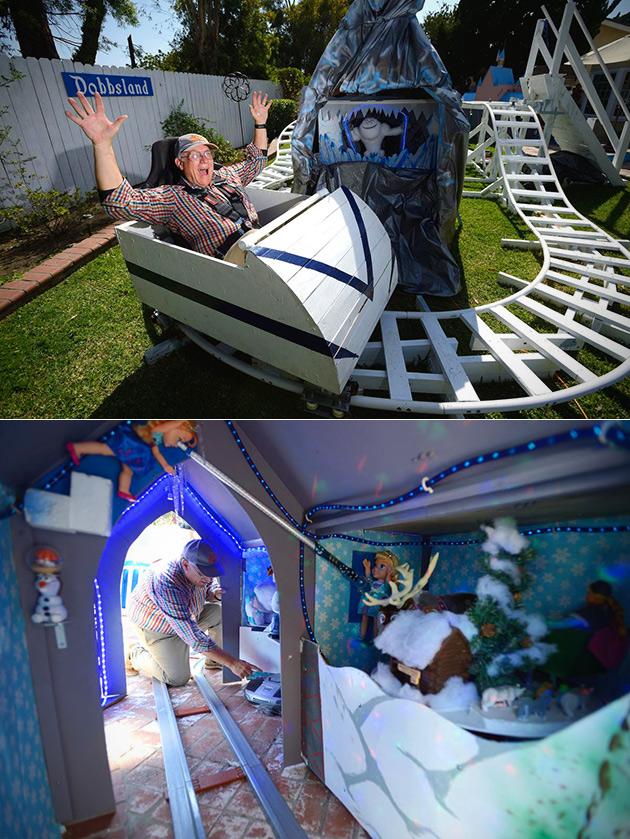 Dobbsland Backyard Disneyland