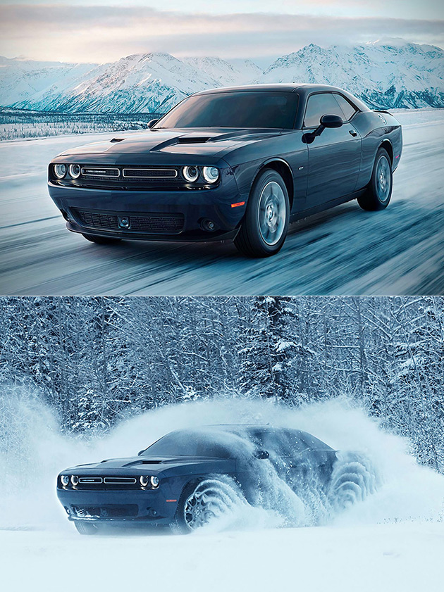 Dodge Challenger GT is First All-Wheel-Drive American Muscle Car ...