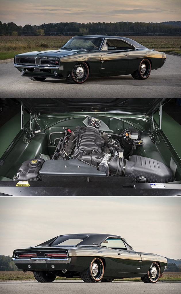Dodge Charger Defector