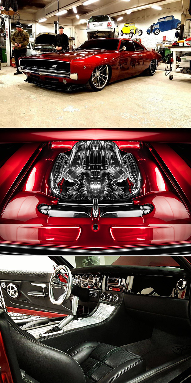 Dodge Charger RTR Viper