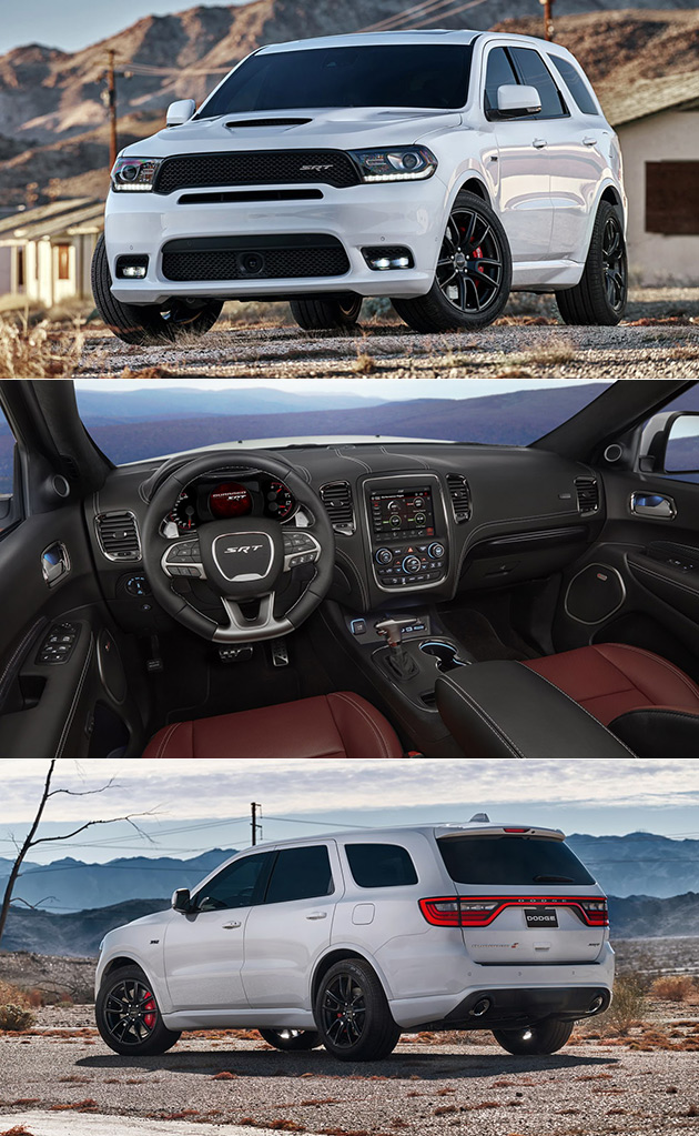 2018 dodge hemi. perfect 2018 2018 dodge durango srt is powered by 475hp hemi v8 good for 129second  14 mile and dodge hemi