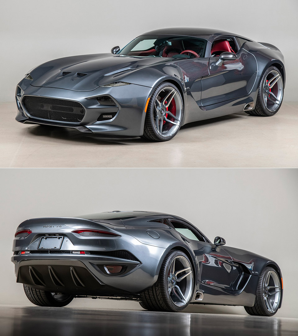Dodge Viper VLF Force 1