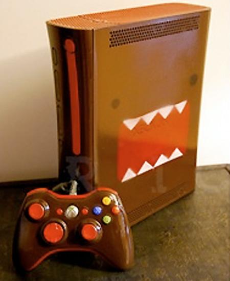 Domo-Kun Xbox 360