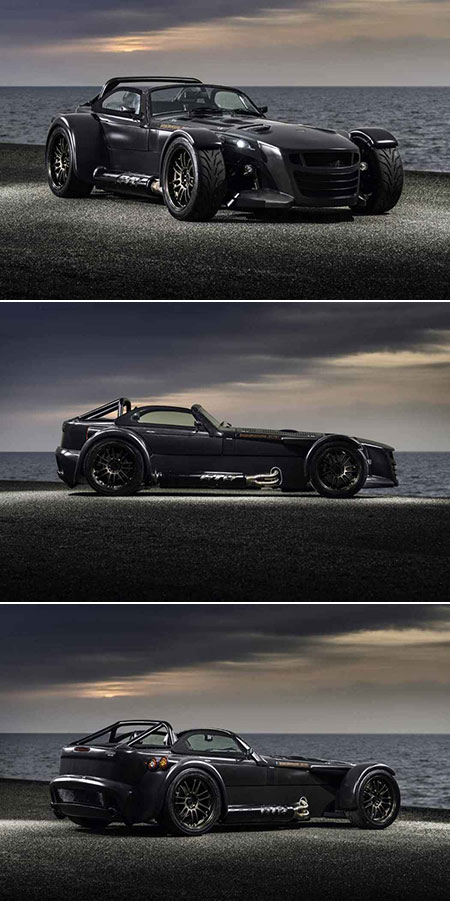Donkervoort D8 GTO Carbon Edition