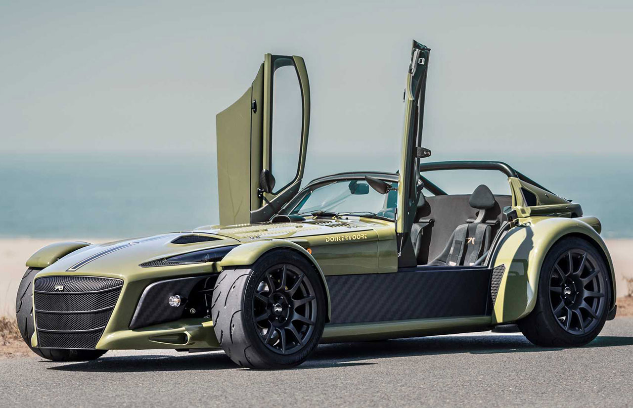 Donkervoort D8 GTO-JD70 2G Supercar