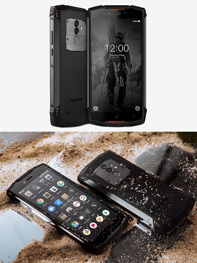 DOOGEE S55 Military Smartphone
