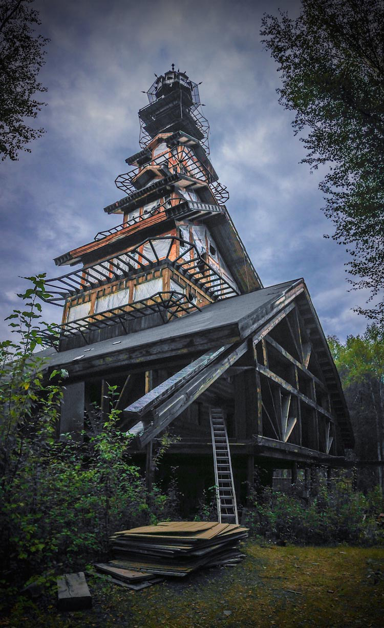Dr. Seuss House