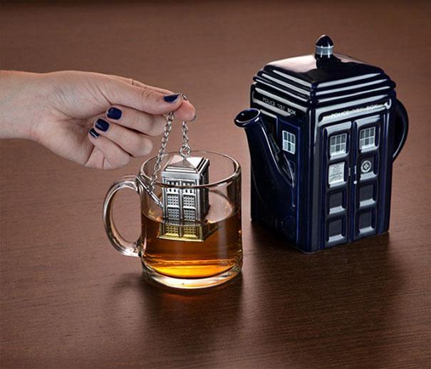 Dr. Who Tea Infuser