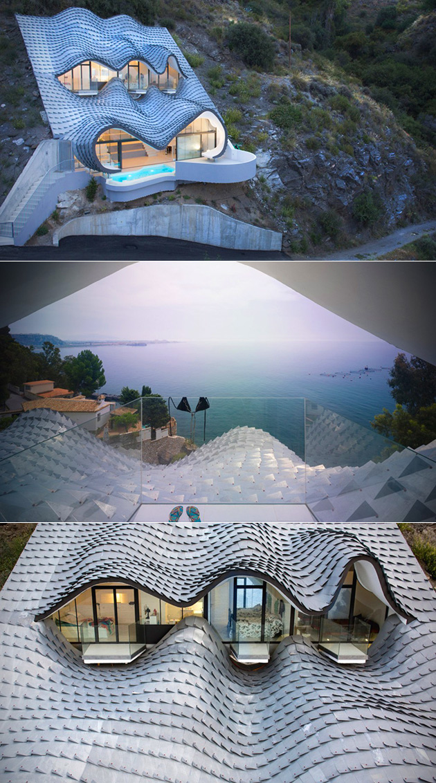 Dragon Cliff House