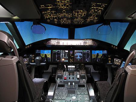 Dreamliner 787 Interior
