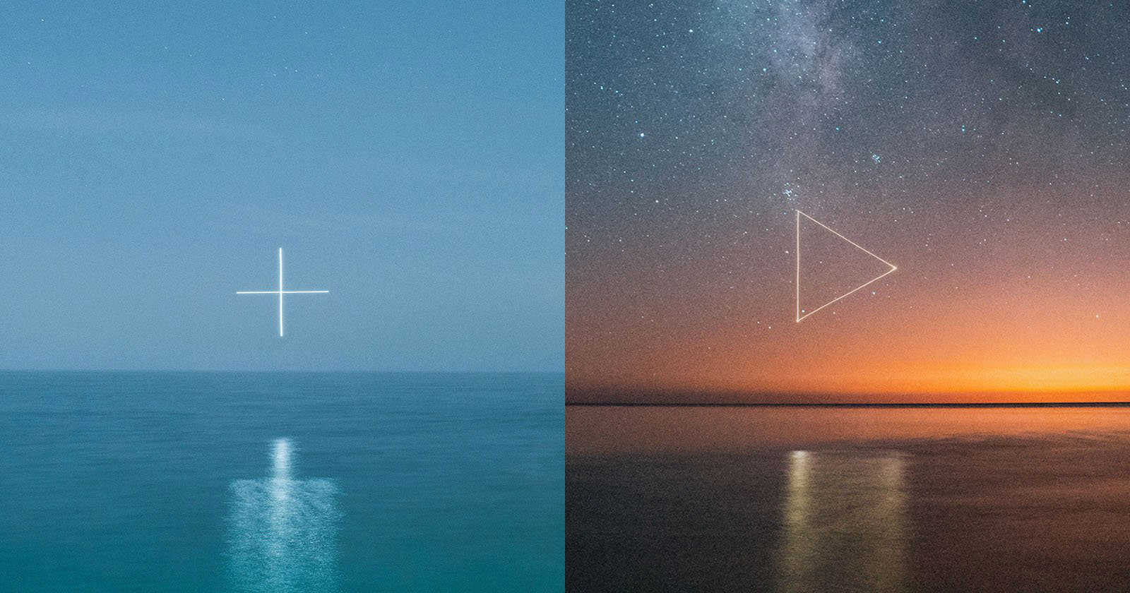 Drone Light Symbols
