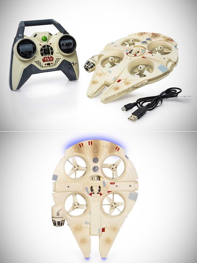 Drone Millennium Falcon