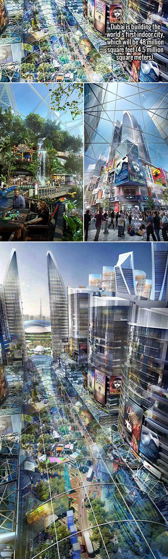 Dubai Indoor City