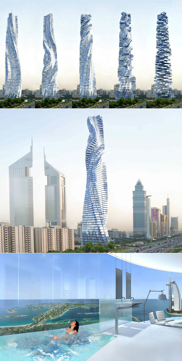 Dubai Dynamic Hotel