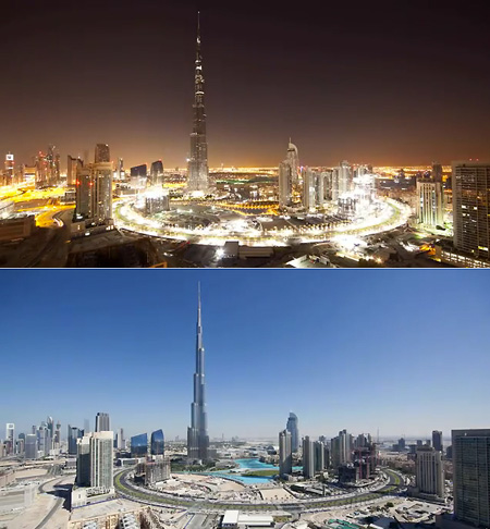Amazing Time-Lapse Video Shows Dubai Like You've Never Seen it Before - TechEBlog