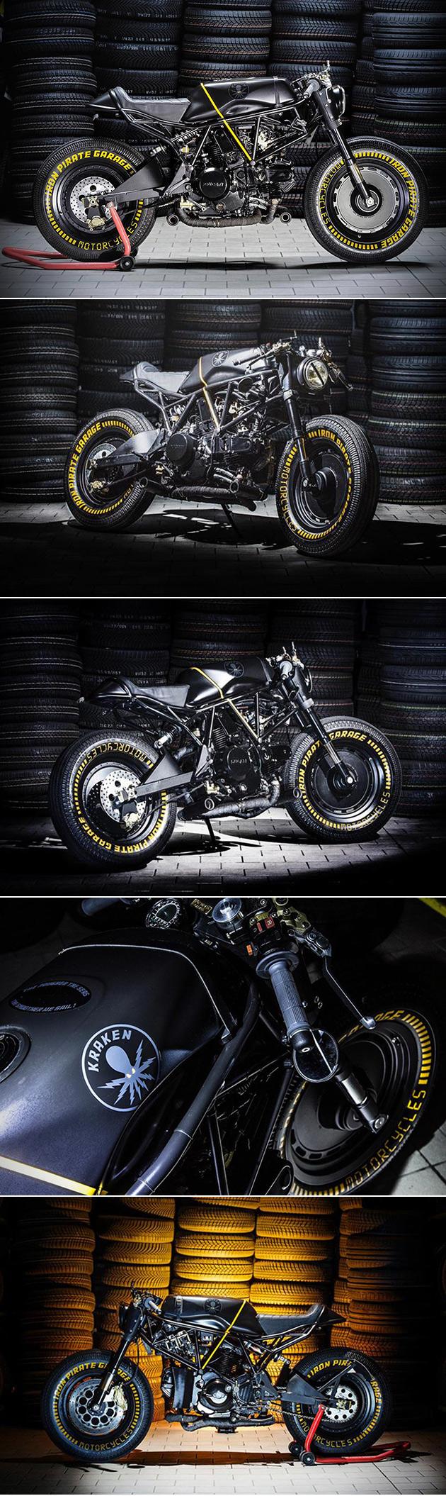 Ducati 750 SS Kraken