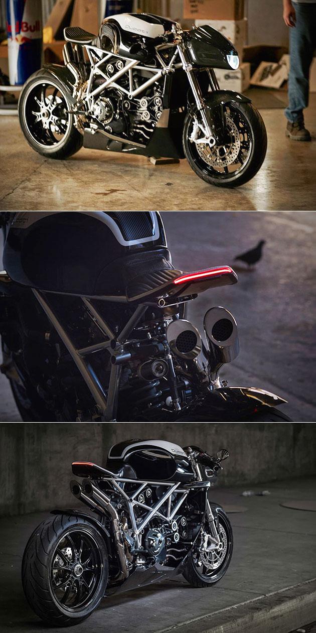 Ducati 848 Apogee Motoworks