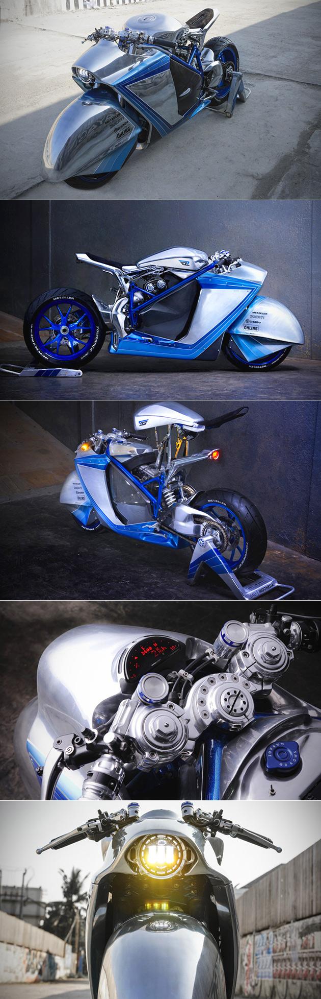 Ducati 848 Neo Racer
