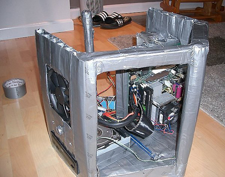 Duct Tape PC