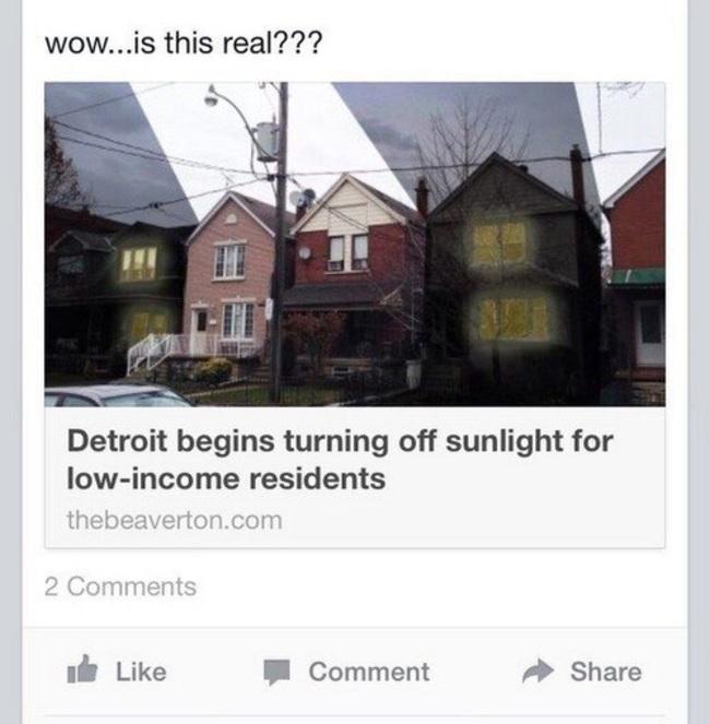 Dumb Social Media