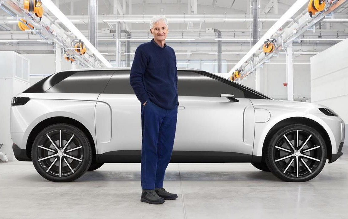 Dyson Electric Car EV