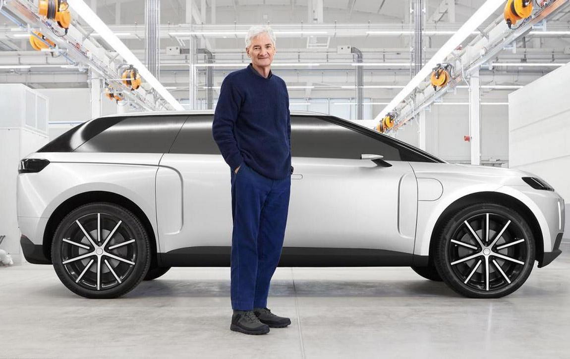 Dyson Electric Car EV