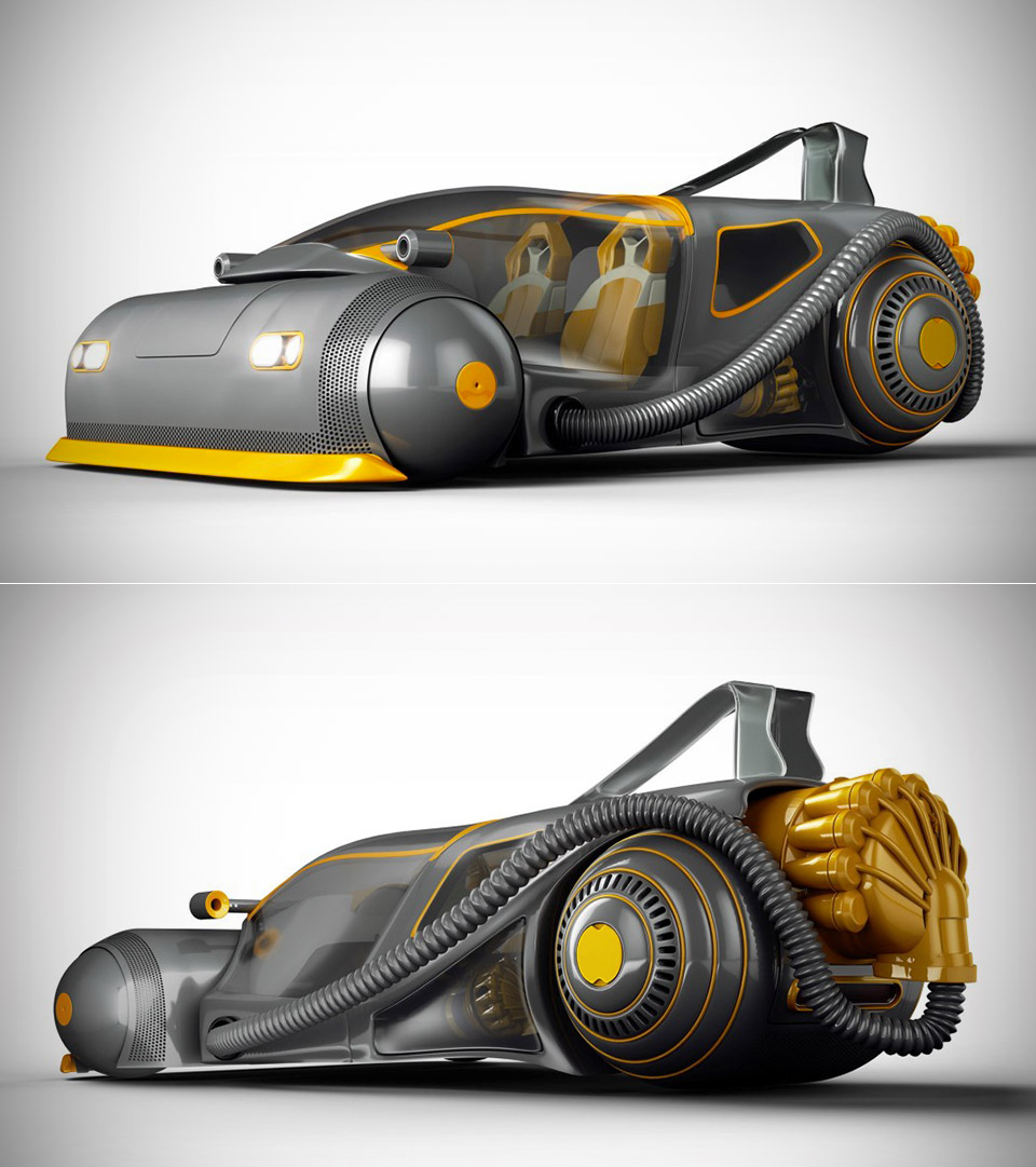 Dyson Supercar