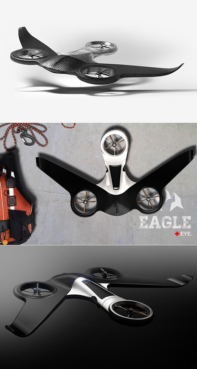 Eagle Eye Drone