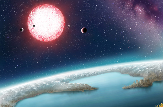 Earth Like World